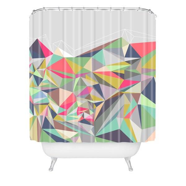 Mareike Boehmer Graphic 199 X Shower Curtain