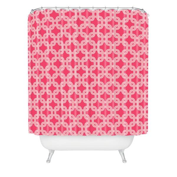 Caroline Okun Trelliage Shower Curtain