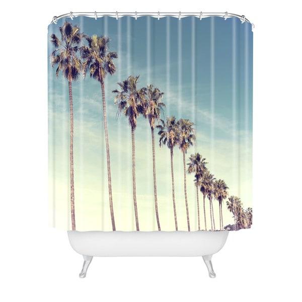 Bree Madden California Summer Shower Curtain
