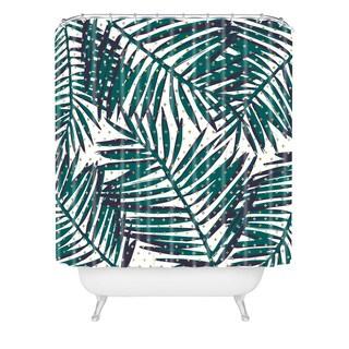 Zoe Wodarz The Palm Hotel Shower Curtain