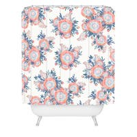 Iveta Abolina Morning Whispers Shower Curtain