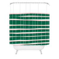 Rebecca Allen My Palm Springs Residence Shower Curtain