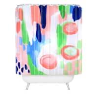 Laura Fedorowicz Refresh Shower Curtain