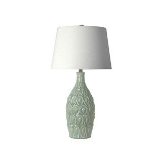 Ripley 28.5-inch High Table Lamp with Empire Shade