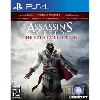 Assasin's Creed The Ezio Collection - PS4