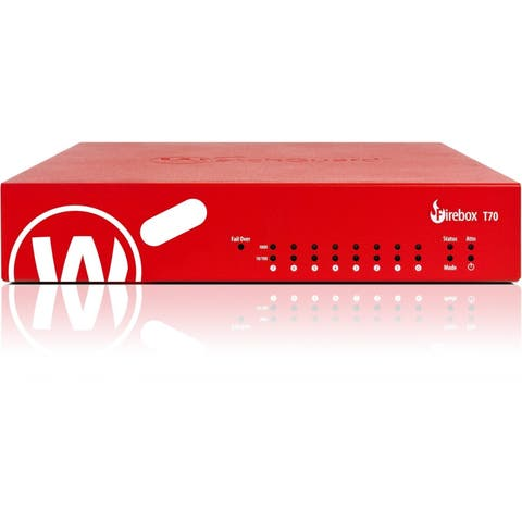WatchGuard Firebox T70 with 3-yr Total Security Suite (US)