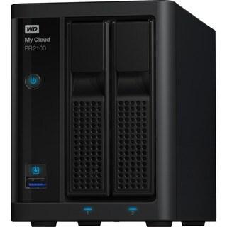WD 16TB My Cloud PR2100 Pro Series Media Server with Transcoding, NAS