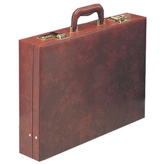 Goodhope Burgundy Attache Briefcase