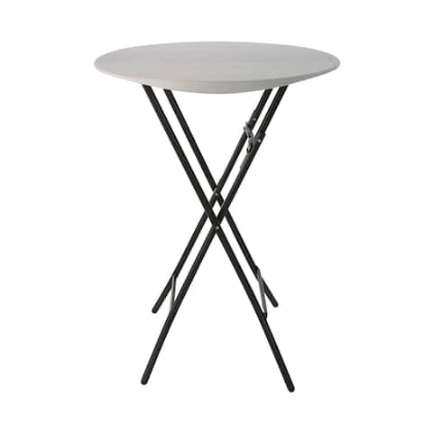 Lifetime 33-inch Round Bistro Table