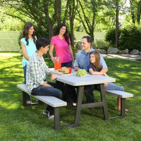 6-Foot Picnic Table