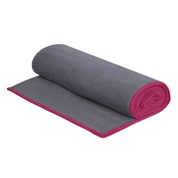 Shop Microfiber Non-Slip Machine-Washable Yoga Towel