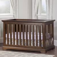 Kayden 4-in-1 Slate Brown Convertible Crib