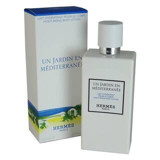 Hermes Un Jardin Sur Le Nil 6.5-ounce Body Lotion|https://ak1.ostkcdn.com/images/products/12850401/P19613981.jpg?impolicy=medium