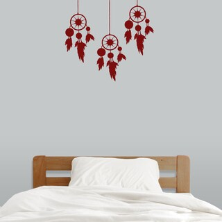 Medium Dream Catcher Set Wall Decals