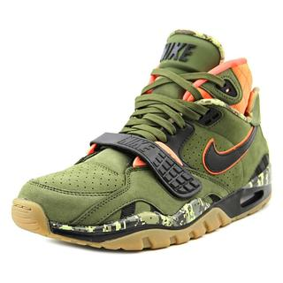 Nike Men's 'Air Trainer SC II' Green Leather Athletic