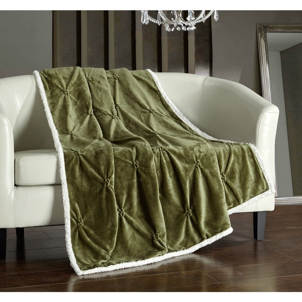 Chic Home Barbuda  50 x 60-inch Throw