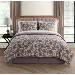 VCNY Avon 8-piece Bed in a Bag with Sheet Set