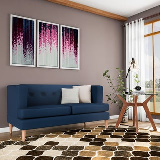 "Mark Lawrence ""John 15 13 Max"" Framed Plexiglass Wall Art Set of 3"