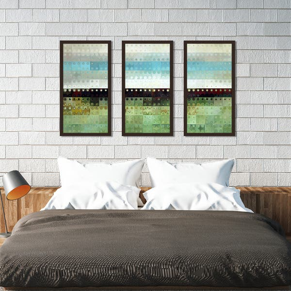 Shop Mark Lawrence Job 23 3 Max Framed Plexiglass Wall Art Set Of 3 On Sale Overstock 12850980