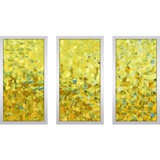 "Mark Lawrence ""Galatians 5 25 Max"" Framed Plexiglass Wall Art Set of 3"