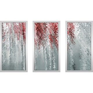 "Mark Lawrence ""Colossians 4 6 Max"" Framed Plexiglass Wall Art Set of 3"