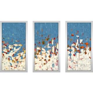 "Mark Lawrence ""1 Peter 1 12 Max"" Framed Plexiglass Wall Art Set of 3"