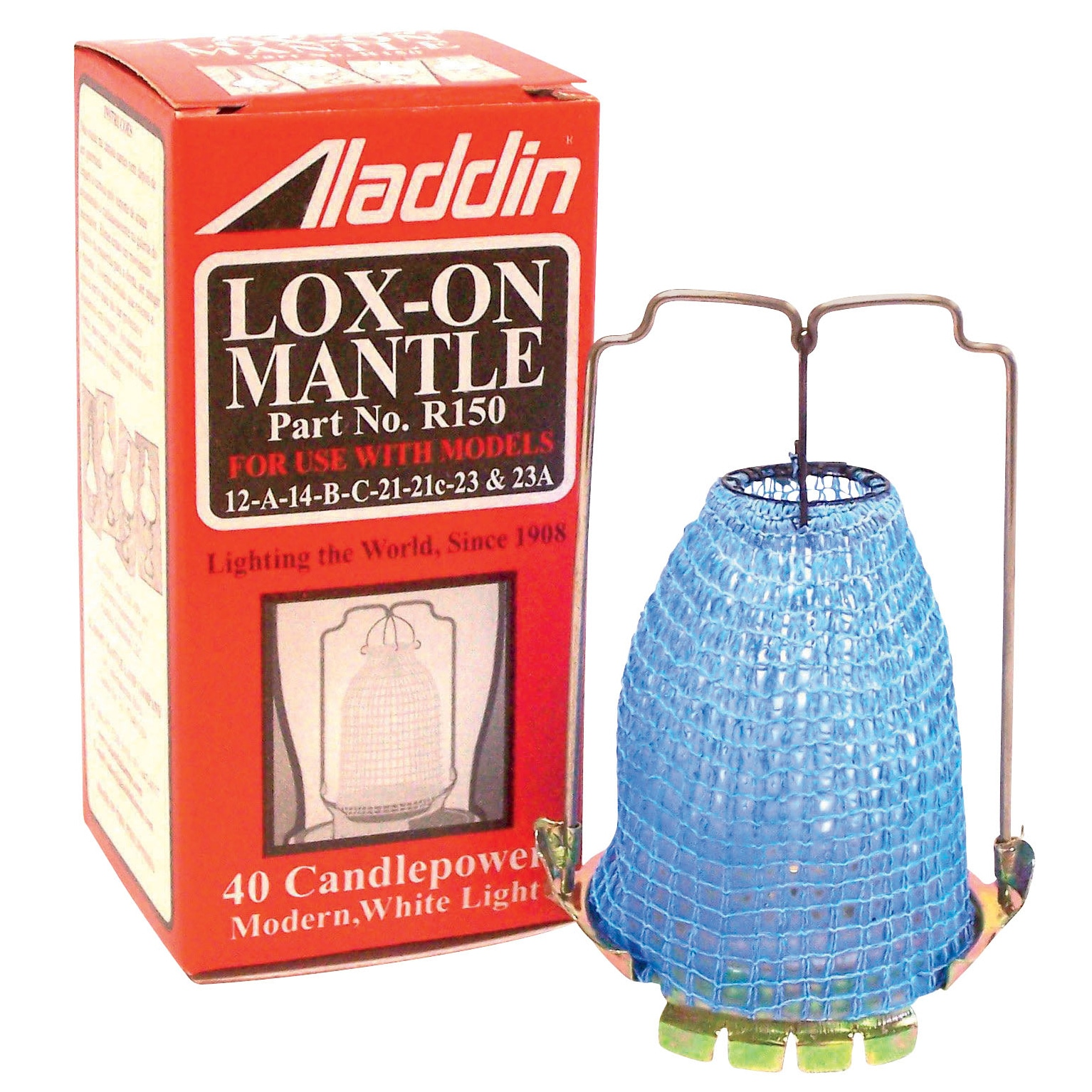 Brands Aladdin Lamps R-150 Mantles (Mantles Lox-on), Blue...