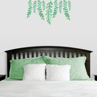 Hanging Eucalyptus Printed Wall Decal