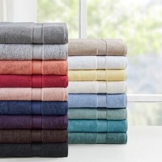 """Madison Park Signature 800 GSM Cotton 8-piece Towel Set - 30x54"""" (2)"""