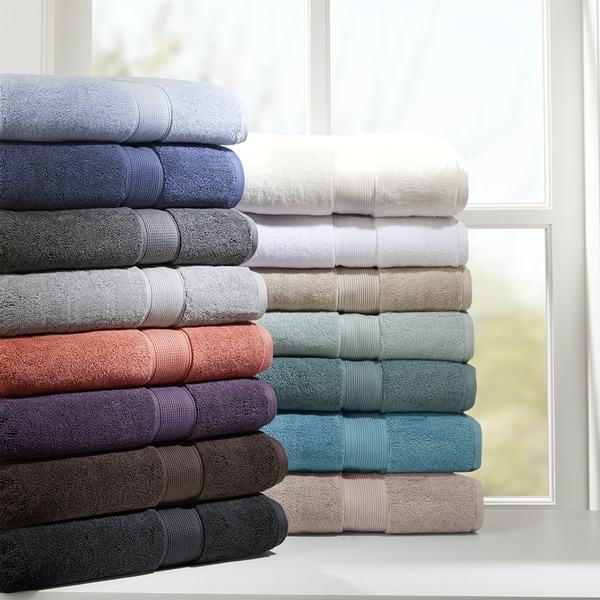 Madison Park Signature 800 GSM Cotton 8-piece Towel Set