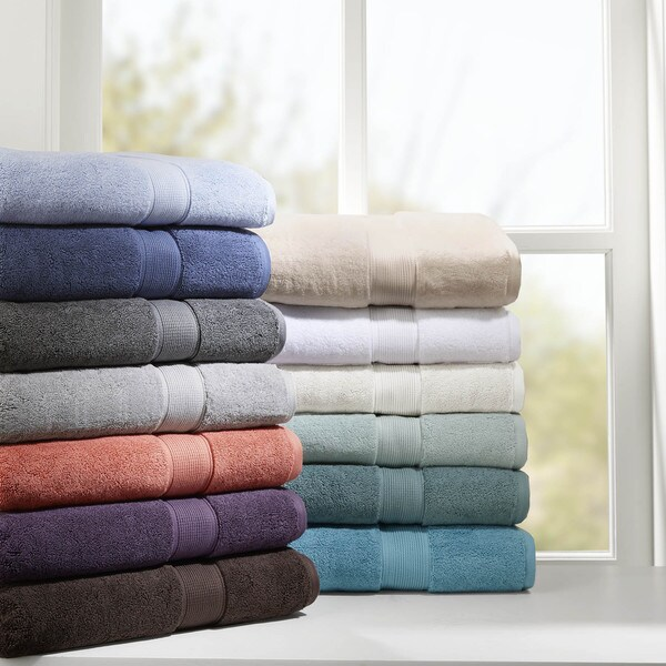 Madison Park Signature 800 GSM Cotton 8-piece Towel Set
