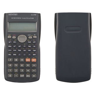 Sentry CA700 Scientific Calculator With 228 Functions