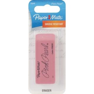 Paper Mate 70548 Large Pink Pearl Premium Eraser