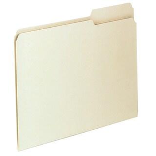 Pendaflex 40518 1/3 Cut Tap Letter Size Manila File Folders 12 Count