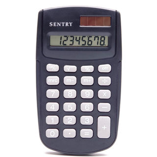 Sentry CAL-CA338 Dual Power Calculator