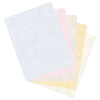 "Pacon 101085 8-1/2"" X 11"" Array of Parchment Bond Paper 100 Count"