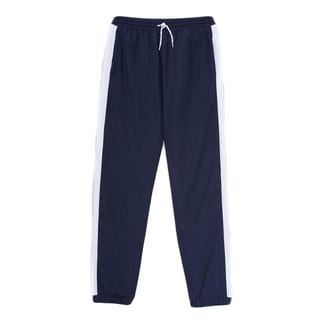 French Toast Boys' Navy Polyester Track Pants