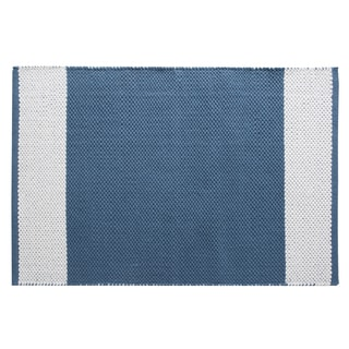 Madison Park Spa Cotton Reversible Bath Rug 17404250