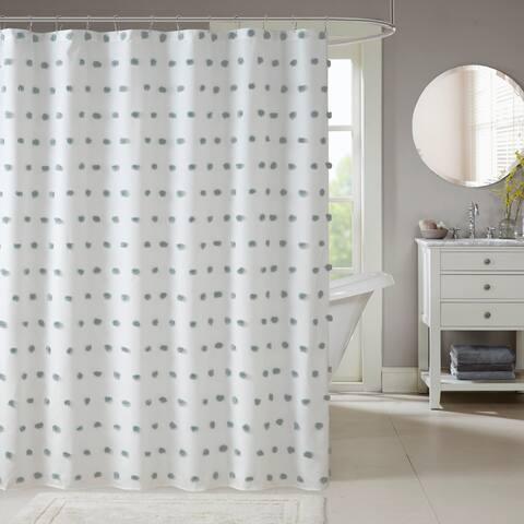 Madison Park Lauren Shower Curtain