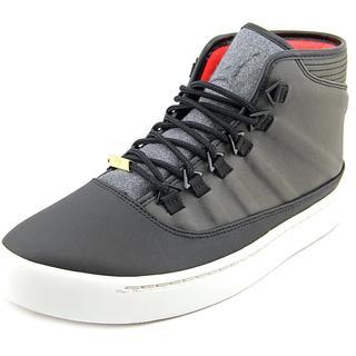 Jordan Men's WestBrook 0 Holiday Grey Leather Athletic Shoes