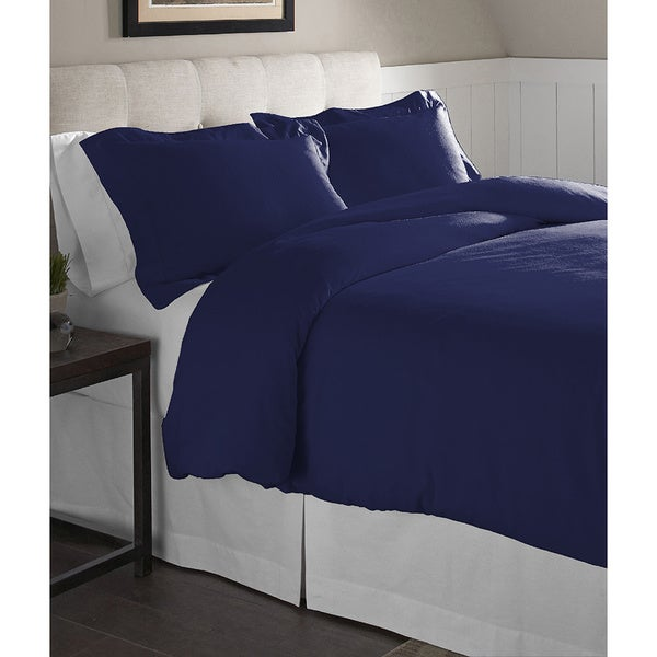 Pointehaven 175 GSM Cotton Flannel Sheet Set with Oversized Sheets ...