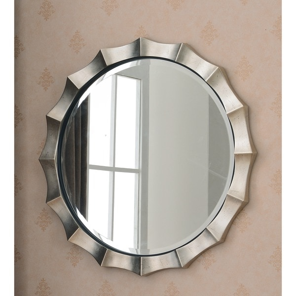 Flare Wall Mirror Free Shipping Today Overstock Com