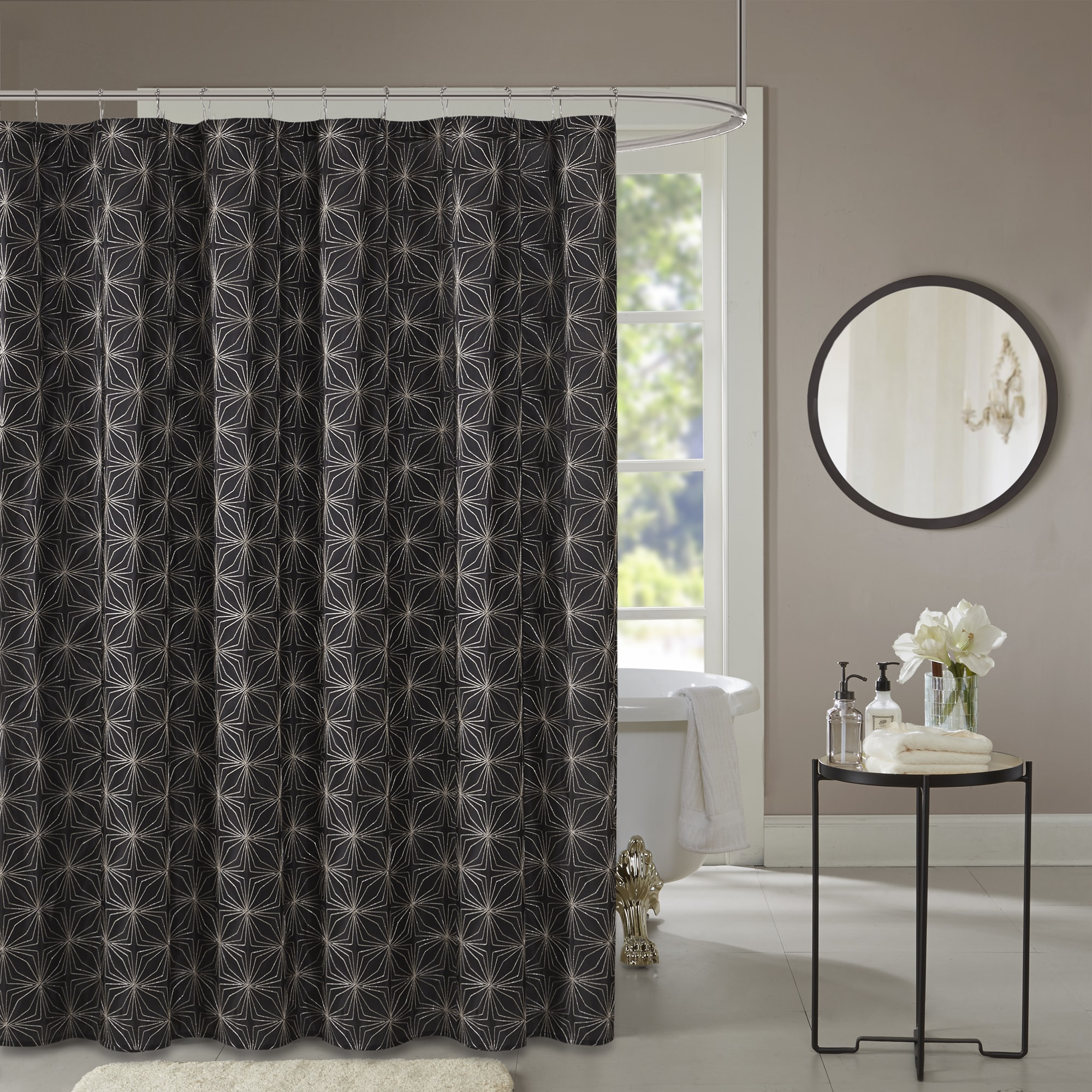 Jordan Shower Curtain Home Design