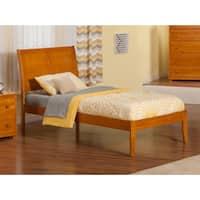 Portland Caramel Latte Twin XL Open Foot Bed