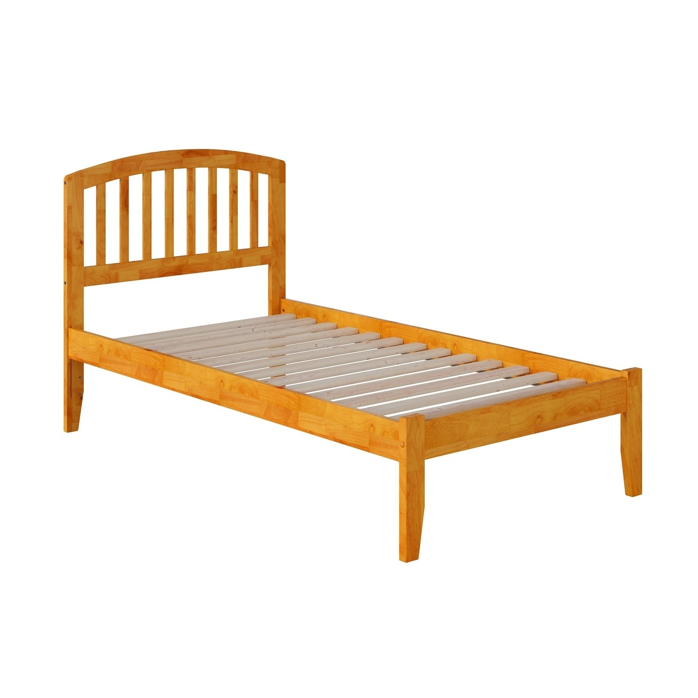 Atlantic Richmond Caramel Latte Twin Platform Bed (Size &...