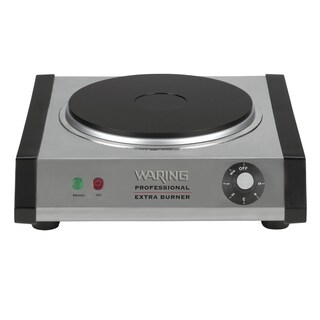 Waring WEB300 Heavy-Duty Commercial Cast-Iron Single Burner (Refurbished)