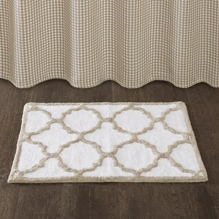 Madison Park Dakota Cotton Tufted Rug 3-Color Option