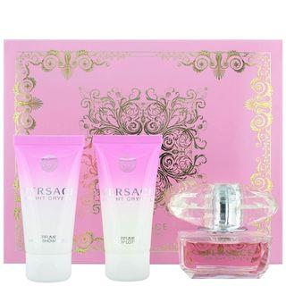 Versace Bright Crystal Women's 4-piece Gift Set