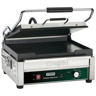 Waring WFG275 Tostato Supremo 14 by 14-Inch Flat Toasting Grill (Refurbished)
