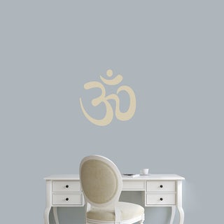 "Om - Wall Decal 22"" wide x 22"" tall"